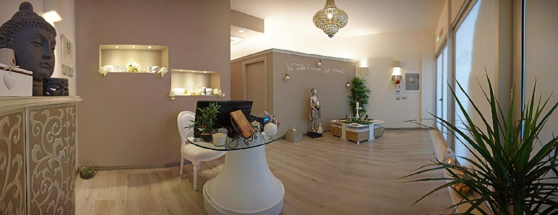 arredamento per centri estetici a Lecce - Arredamento centri benessere - Capp