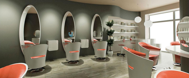 Saloni per parrucchieri a lecce arredamento saloni e for Arredamento per parrucchieri