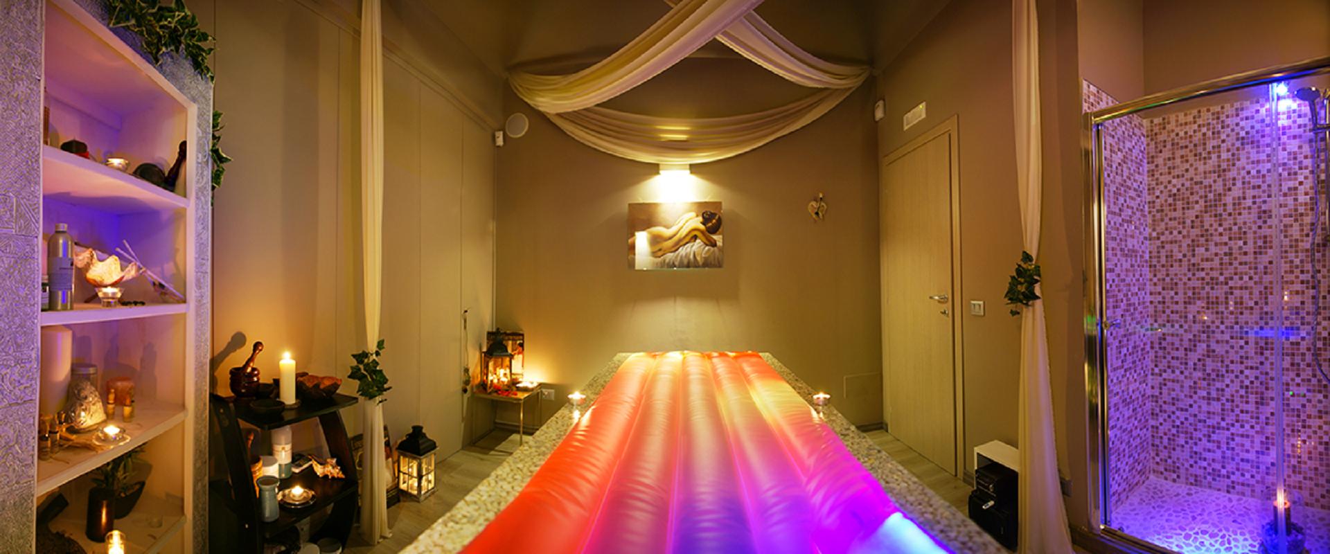 Arredamento per spa e solarium a lecce arredamento for Arredamento spa e centri benessere